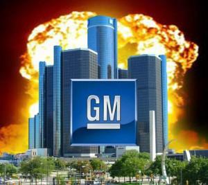 本日のニュース:GM破産申請