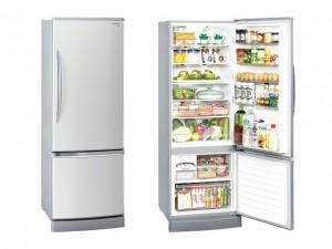 壊れた冷蔵庫!?