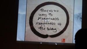 幸せの方法なんてない。 幸せが方法だから...