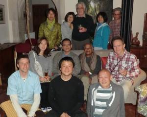 Zen Cookery Courseの仲間&スタッフ